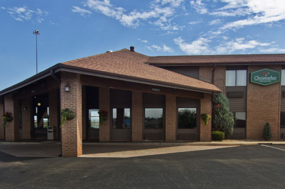 Christopher Inn & Suites website