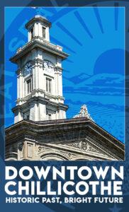 Downtown Chillicothe Ohio